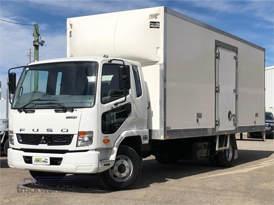 2017 Fuso Fighter 1024 - Trucks for Sale
