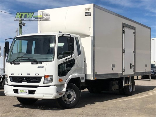 2017 Fuso Fighter 1024 National Truck Wholesalers Pty Ltd  - Trucks for Sale