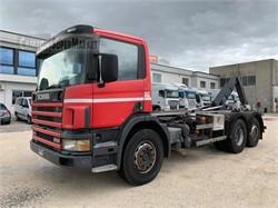 Scania P94d260  Uzywany