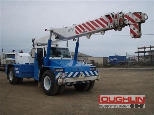 2008 Franna Crane AT20 Loughlin Bros Transport Equipment - Cranes & Tailgates for Sale