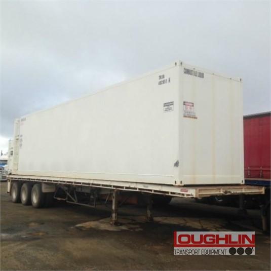 2012 Transtank T68 Self Bunded Diesel Storage Tank Loughlin Bros Transport Equipment - Trailers for Sale
