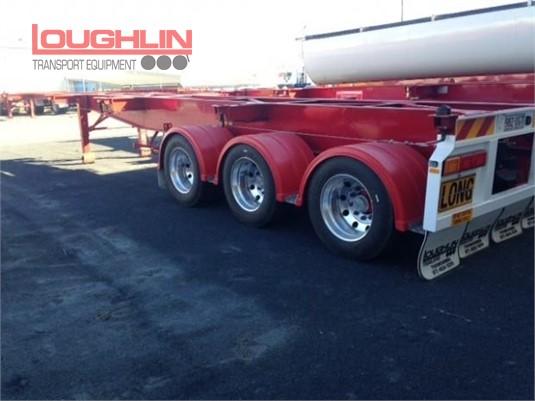 2018 Loughlin Skeletal Trailer Loughlin Bros Transport Equipment - Trailers for Sale