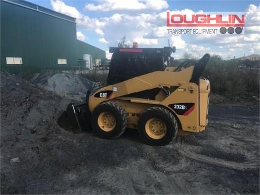 2010 Caterpillar 232B Loughlin Bros Transport Equipment - Heavy Machinery for Sale