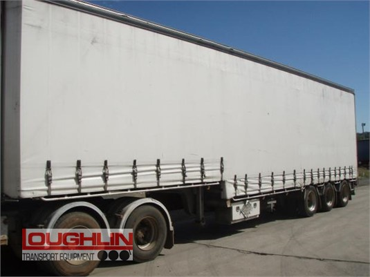 2012 Vawdrey Drop Deck Trailer Loughlin Bros Transport Equipment - Trailers for Sale