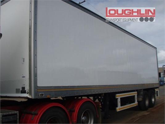 2008 Vawdrey Pantech Trailer Loughlin Bros Transport Equipment - Trailers for Sale