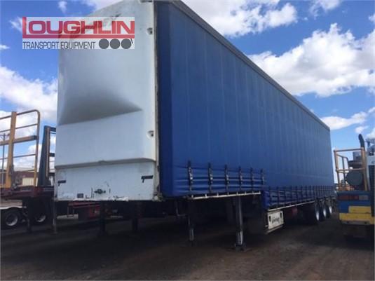 2006 Vawdrey Drop Deck Trailer Loughlin Bros Transport Equipment - Trailers for Sale