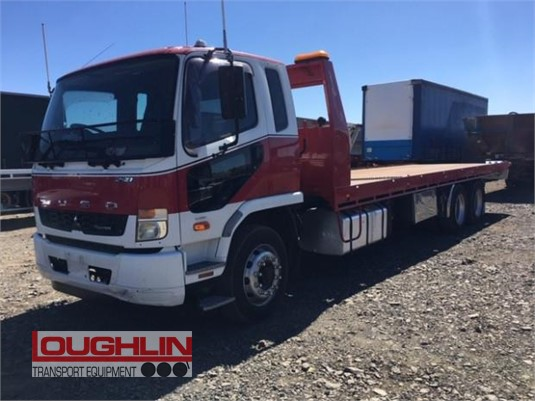 2013 Mitsubishi other Loughlin Bros Transport Equipment  - Trucks for Sale