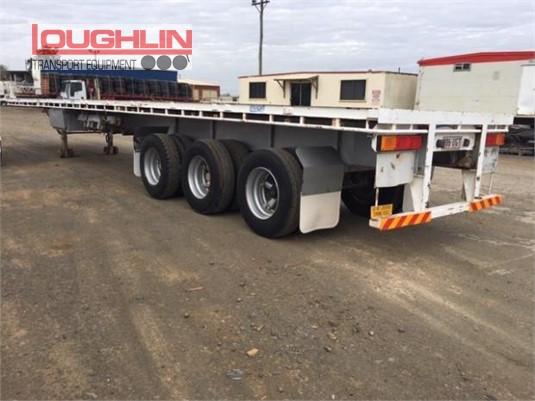2005 Haulmark Flat Top Trailer Loughlin Bros Transport Equipment - Trailers for Sale
