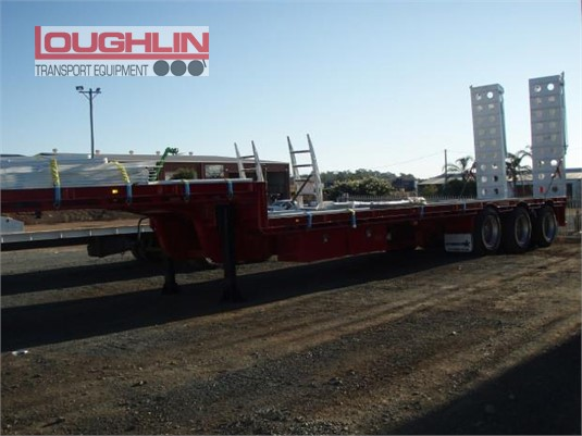 2019 Stonestar Drop Deck Trailer Loughlin Bros Transport Equipment  - Trailers for Sale