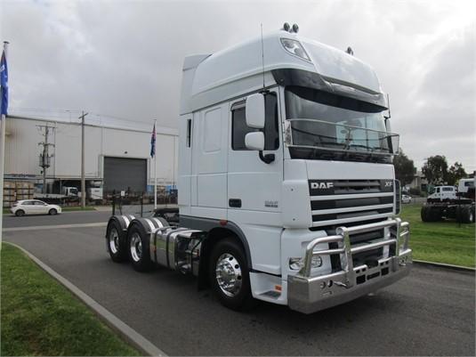 2014 DAF XF105 - Trucks for Sale