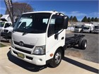 2013 Hino other Cab Chassis