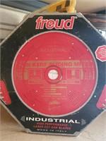 "12"" freud industrial saw blade - used"