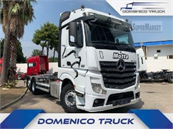 MERCEDES-BENZ ACTROS 2551  used