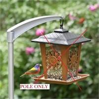UNIVERSAL WILD BIRD FEEDER POLE ONLY (NO FEEDER)