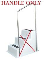 DOCK STEP RAILING THREE STEP - HANDLE ONLY