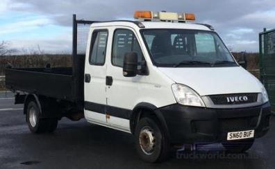 Iveco Daily 70C17 Dual Cab 3750mm