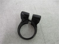 M-Wave Seat Bolt Clamp with Rack Threads (Black)