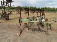 John Deere 6 Bottom Rollover Plow