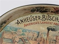 Vintage Anheuser Busch Brewing Saint Louis Tray