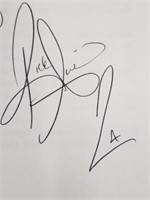 Signed Rick Ankiel The Phenomenon Book