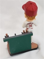 Saint Louis Cardinals Franklin Toothbrush Holder