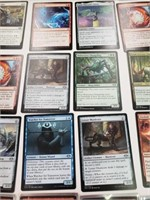 50+  Magic The Gathering Cards Holo & Rares