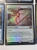 (8) RARE Magic The Gathering Cards With Holo