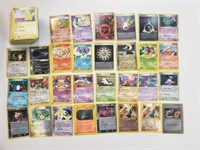 (200+/-) 2000's Pokemon Cards Rares & Holo