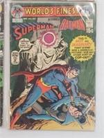 (4) DC Comics World's Finest Superman Batman