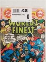 (6) DC Comics World's Finest Superman Batman