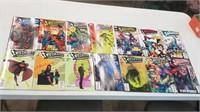 (14) DC Superman Confidential Comic Books #1-14