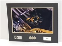 Batman And Robin DC Direct Signed Time Sale Print