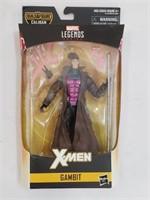 Marvel BuildAFigure Gambit Figurine