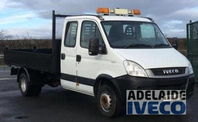 Iveco Daily 70C17 Dual Cab 4750mm