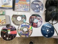 Large Xbox N64 PC Desktop Games And Accessories