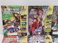 (16) Early 2000's Nintendo Power Magazines
