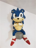 Sonic The Hedgehog Bank & Toy Misc. Lot