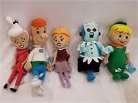 The Jetsons Plush Toys