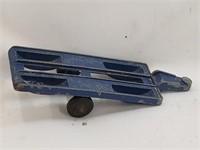 Vintage Tootsie Toy Metal Trailer Toy