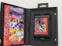 Sonic The Hedgehog Spinball Sega Genesis Game