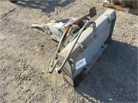 Kent Skidsteer Hydraulic Hammer Attachment
