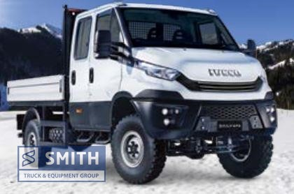 Iveco Daily 4x4 Dual Cab