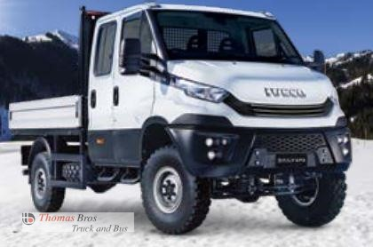 Iveco Daily 4x4 Dual Cab