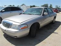Auto Auction September 18 6:15pm Regular Consignment