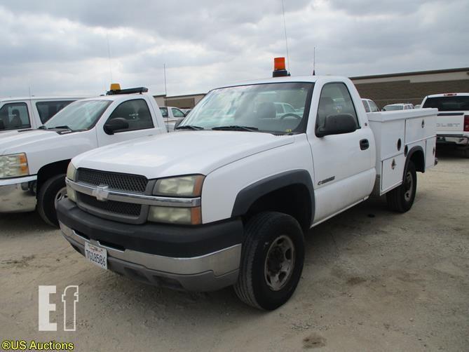 2003 Silverado 2500hd >> 2003 Chevrolet Silverado 2500hd For Sale In Ontario California