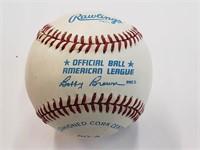 Gary Gaetti Signed Official Rawlings Baseball