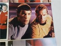 (8) Star Trek Publicity Pictures & Press Photos