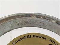 Dirty Ol' Horseshoe From Churchill Downs