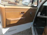 (DMV) 1990 Chevrolet Blazer SUV
