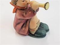 1968 German Goebel Hummel Little Boy With Horn